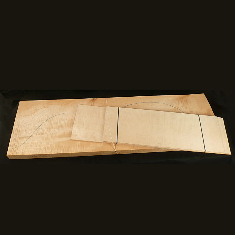 Double Bass Tonewood
