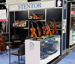 Stentor at the NAMM Show 2016