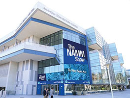 Visit Stentor at the NAMM Show 2018