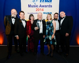 Stentor Wins Award at MIA Music Awards