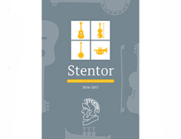 New Stentor Catalogue Launched
